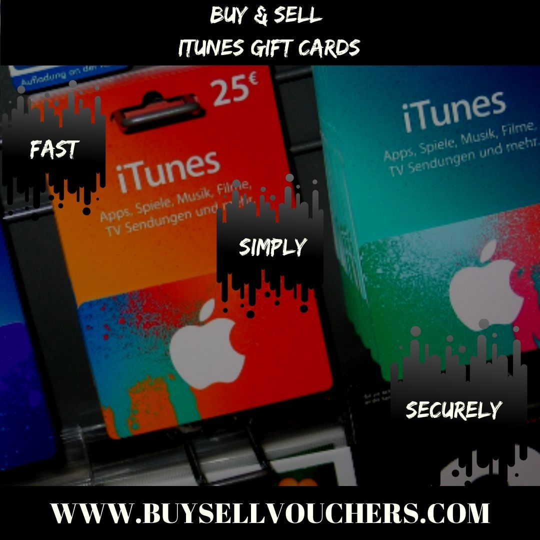 Itunes Gift Cards Buy Sell Itunes Gift Cards Itunes Card Walmart Gift Cards