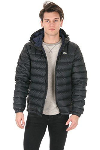 3bc65397b Lacoste Men s Packable Down Jacket Black Navy Blue Outerwear 56 Lacoste ++  You can get best price to buy this with big discount just for you.++
