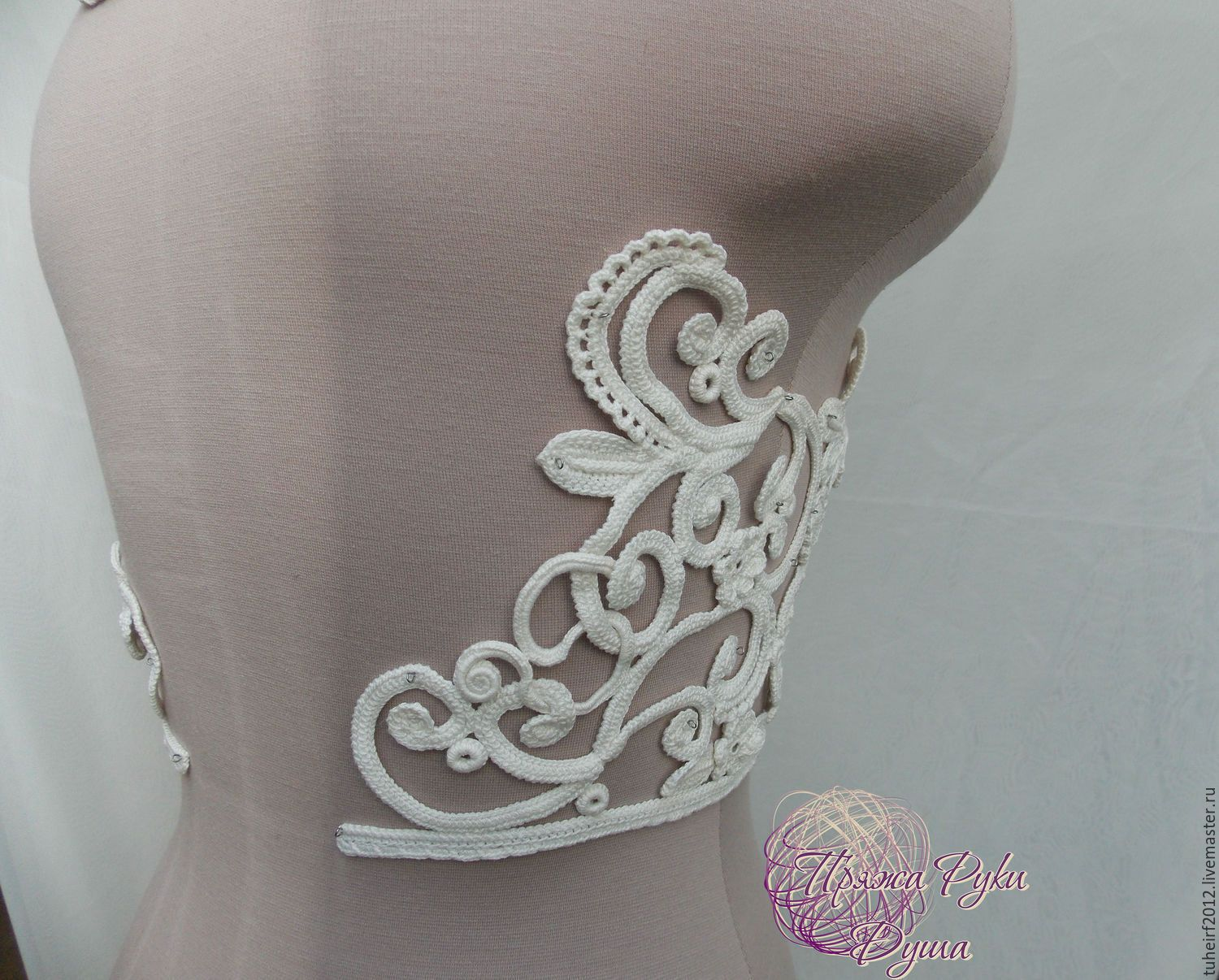 """Photo of Handmade clothes and accessories. Lace """"…"""