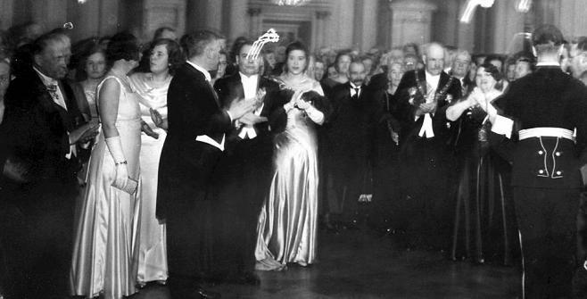 Itsenäisyyspäivä 1933.
