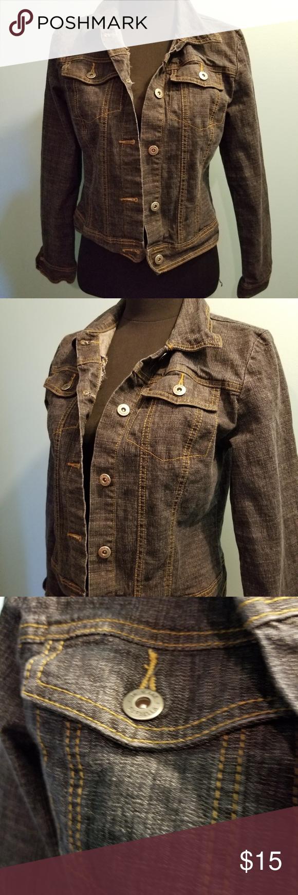 Jean S By Rafaella Denim Jacket Size 10 Best Jeans Jackets Denim Jacket [ 1740 x 580 Pixel ]