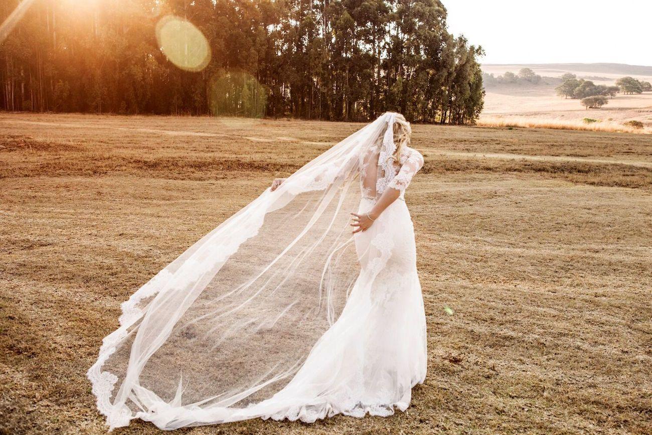 Elegant superhero wedding at silver sixpence by daniel west veil
