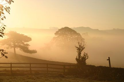 foggy pride and prejudice like sunrise