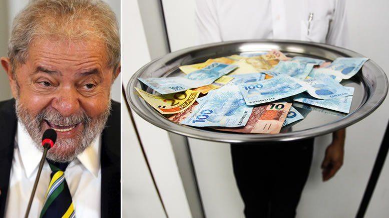 Um 'garçom amigo' do ex-presidenteLula também pode estar envolvido no escândalo de desvios de verbas do Ministério do Planejamento O nome do tal garçom éCarlos Cortegoso e ele pode es…