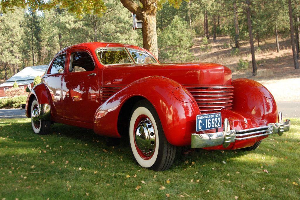 1937 Cord 810 Beverly. | Satın alınacak şeyler | Pinterest | Cord ...