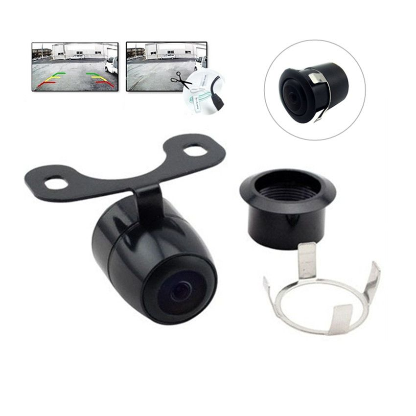 1.Two Use.With our mirrored and non-mirrored image switch cable you can choose it as rear view camera or front camera/side camera . 2. On/off Guideline with our switch cable. 3.Two Installations.Flush Mounting or Bracket Mounting for most of vehicles like Car,SUV,Truck or Van. 4.Work with your existing OEM or aftermarket LCD/TFT displays that use a standard RCA input. 5.Ultra low light performance working with car lighting.