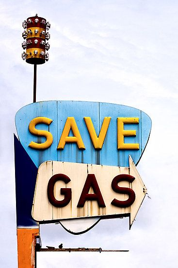 """Gas Savings One Tank Trips 