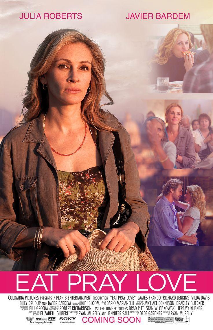 Eat, Pray, Love Movie Stills - Julia Roberts Photo