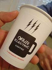 White Electric: saving the world one cup of coffee at a time