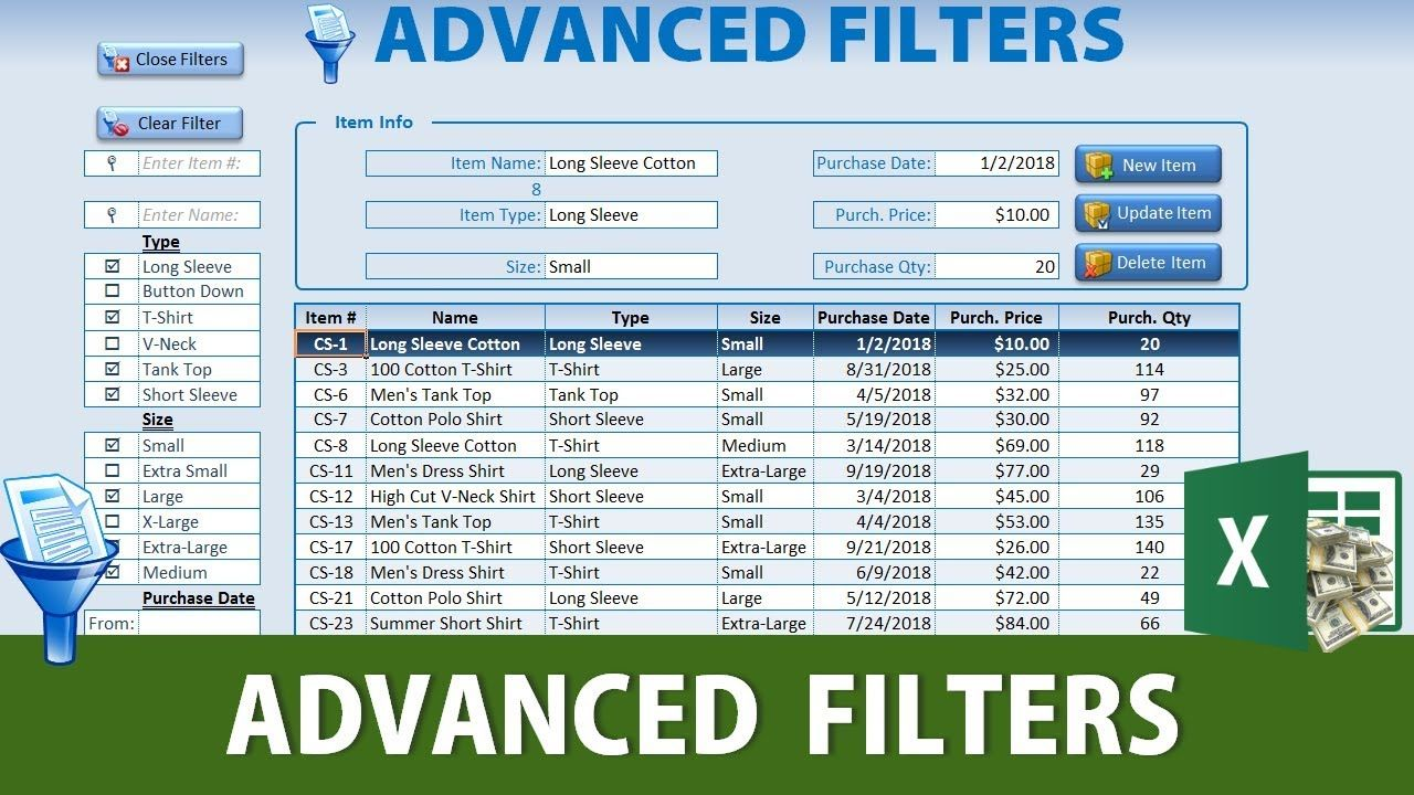 Learn How To Create This Amazing Excel One Click Dynamic Filter Workbook Excel Shortcuts Excel Workbook