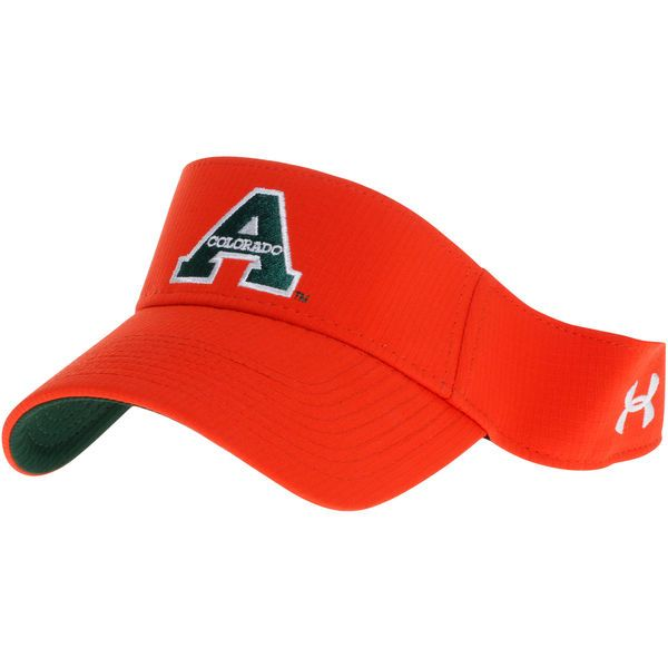 Colorado State Rams Under Armour Huddle II Orange Out Adjustable Visor - Orange - $26.99
