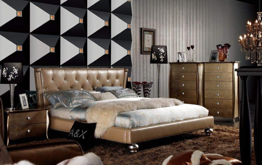 Luxury Master Bedroom Furniture Large Bedroom With Integrated