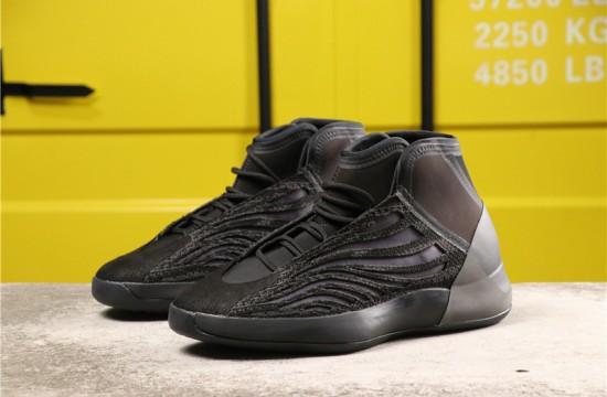 Yeezy Basketball Quantum Black Yeezy Yeezy Shoes All Black Sneakers