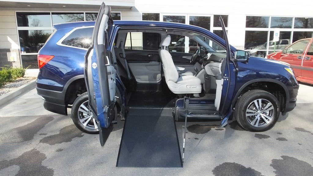 2018 Honda Pilot Wheelchair Van For Vmi Northstar E360 Louisville Ky Vin 5fnyf5h57jb002314 Blvd