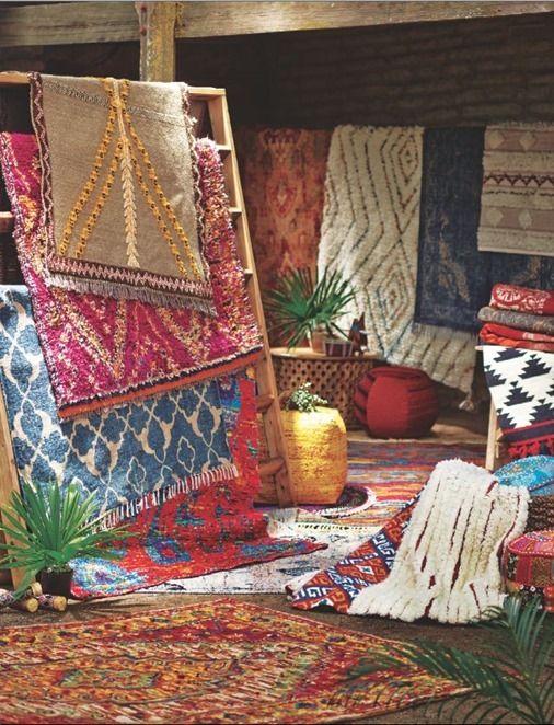 world market desert caravan rugs | living room inspiration