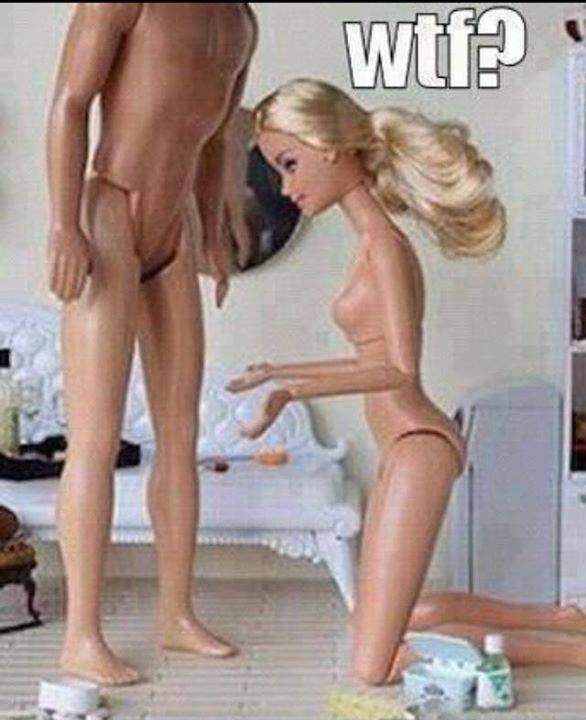 Barbie & Ken #wtf