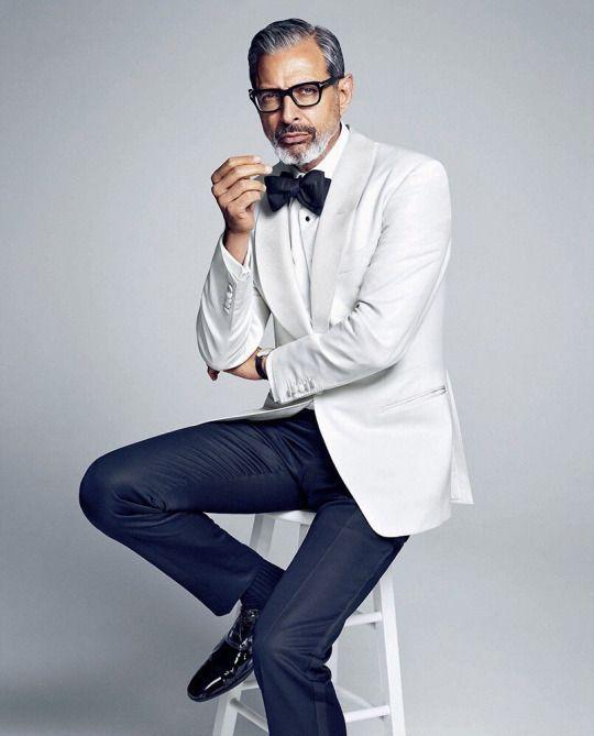 f9b1c47378 Jeff Goldblum really is living his best life