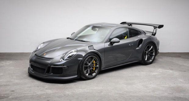 2016 Porsche 911 Gt3 991 Gt3 Rs Paint To Sample