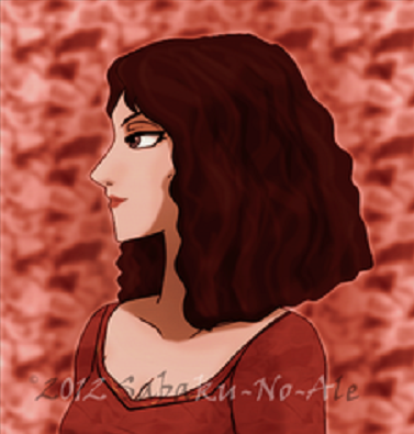 "Mother Gothel (Donna Murphy) from ""Tangled"""
