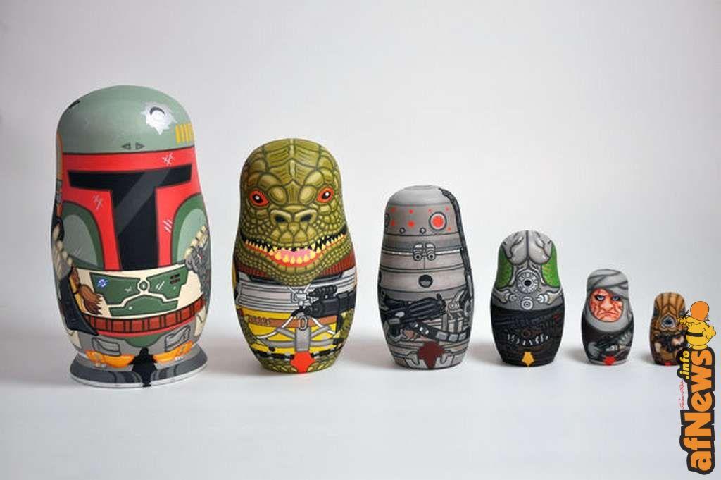 Dipinti, sculture ecc. dall'Art Show originale di Star Wars Art! - http://www.afnews.info/wordpress/2015/11/16/dipinti-sculture-ecc-dallart-show-originale-di-star-wars-art/