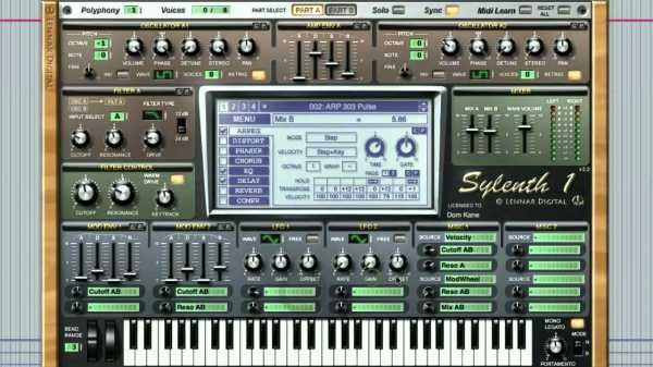 Sylenth1 54 000 Presets + 1150 Banks Up-Date 5, UPDATE, Sylenth1