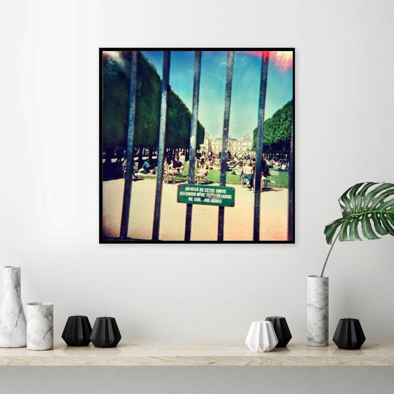 Tame Impala Lonerism album poster Art Print canvas | Etsy