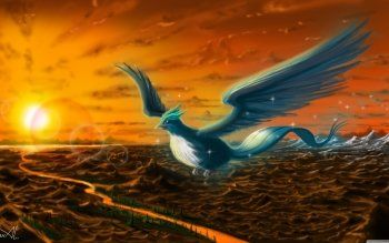 Hd Wallpaper Background Id 686171 Articuno Pokemon Pokemon Wallpaper Backgrounds