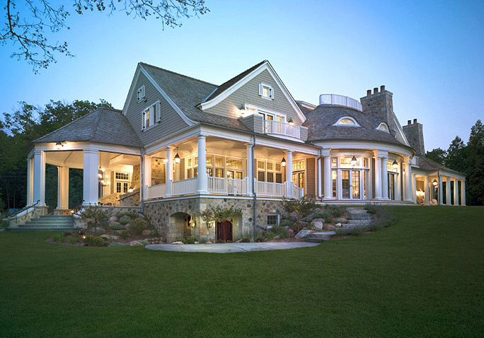 Best Shingle Style Architecture The House House House 640 x 480