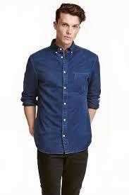 ad7229715d2 Tendencias Camisas Hombre 2016: Camisas vaqueras (denim) Cómo combinarlas  #denim #ideas
