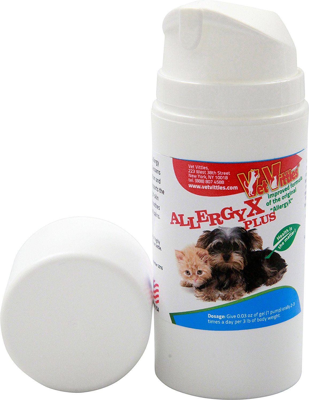 Pet Herbal Supplement Vitamins Allergy X Plus Startling Review