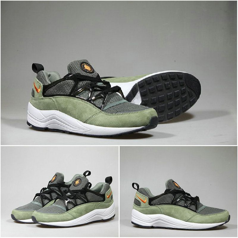 free shipping 4b598 0d27f Best Modem Huaraches 2016 Latest Running Shoes Male Nike Air Huarache Light  Jade Stone 40-44 Czech