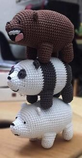 and Funny Animal AMIGURUMI Toys Patterns and Ideas Images for 2019 Part 4amigurumi animal awesome funny ideas images Awesome and Funny Animal AMIGURUMI Toys Patterns and...