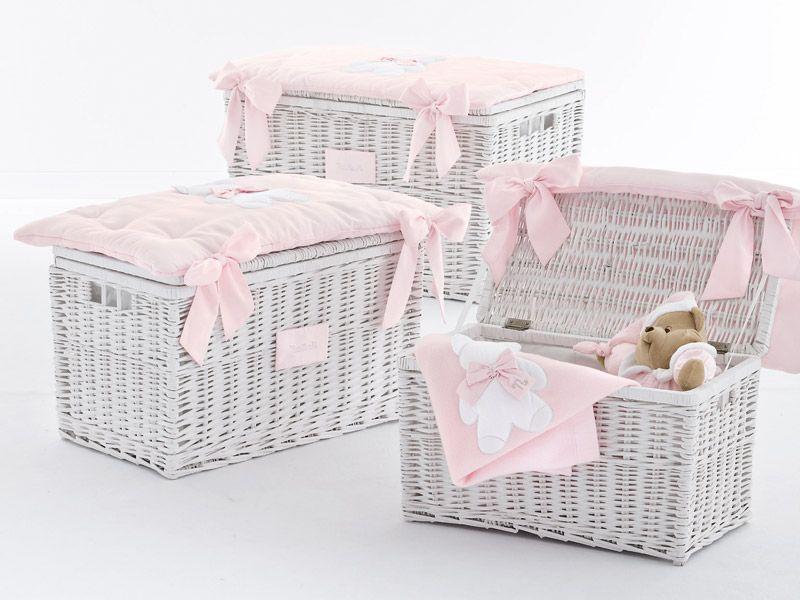 Camerette Nanan ~ Arredamento cameretta nanan collezione fiocco bambini
