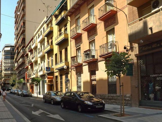 Calle Quintana, último tramo- Alacantí de profit: agosto 2013