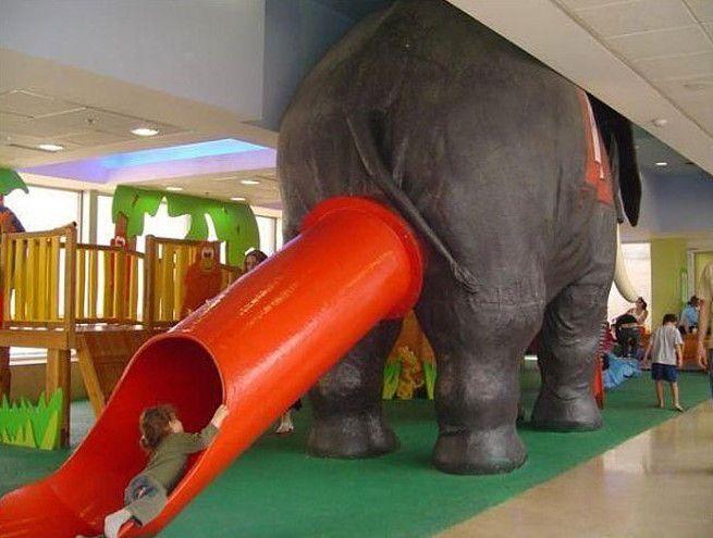 Un éléphant, ça ne fait pas que tromper énormément…