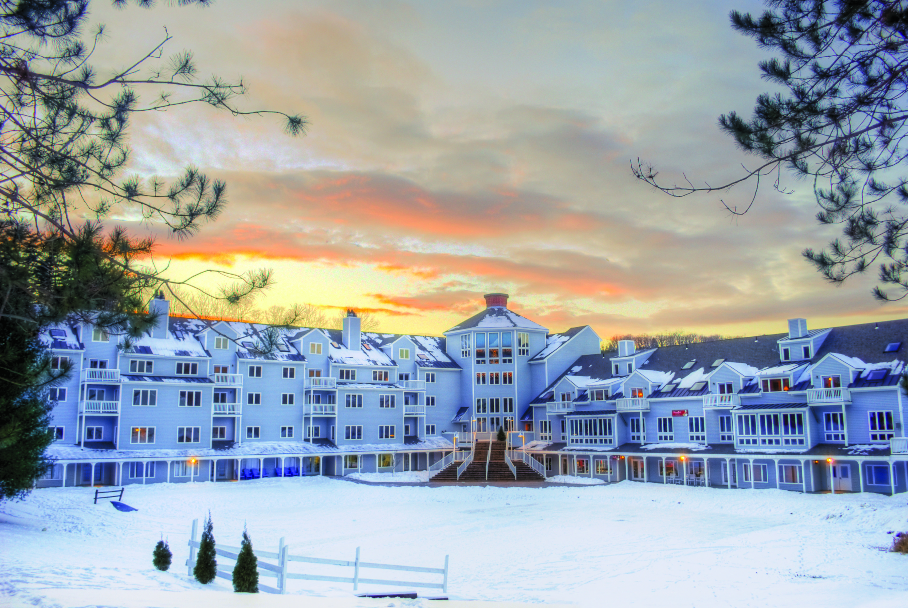 Holiday Inn Club Vacations Ascutney Mountain Resort in