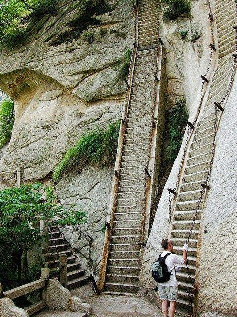 Hiking Level = Boss
