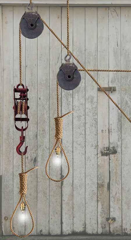 Industriele Lamp Industriele Verlichting Industriele Hanglamp Touw Verlichting Vintage Lampen Industriele Verlichting