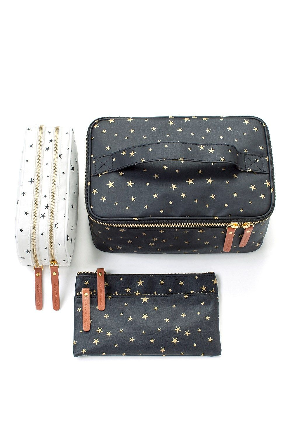 5b0870c34f Star Large Cosmetic Bag | A Bagful in 2019 | Large cosmetic bag ...