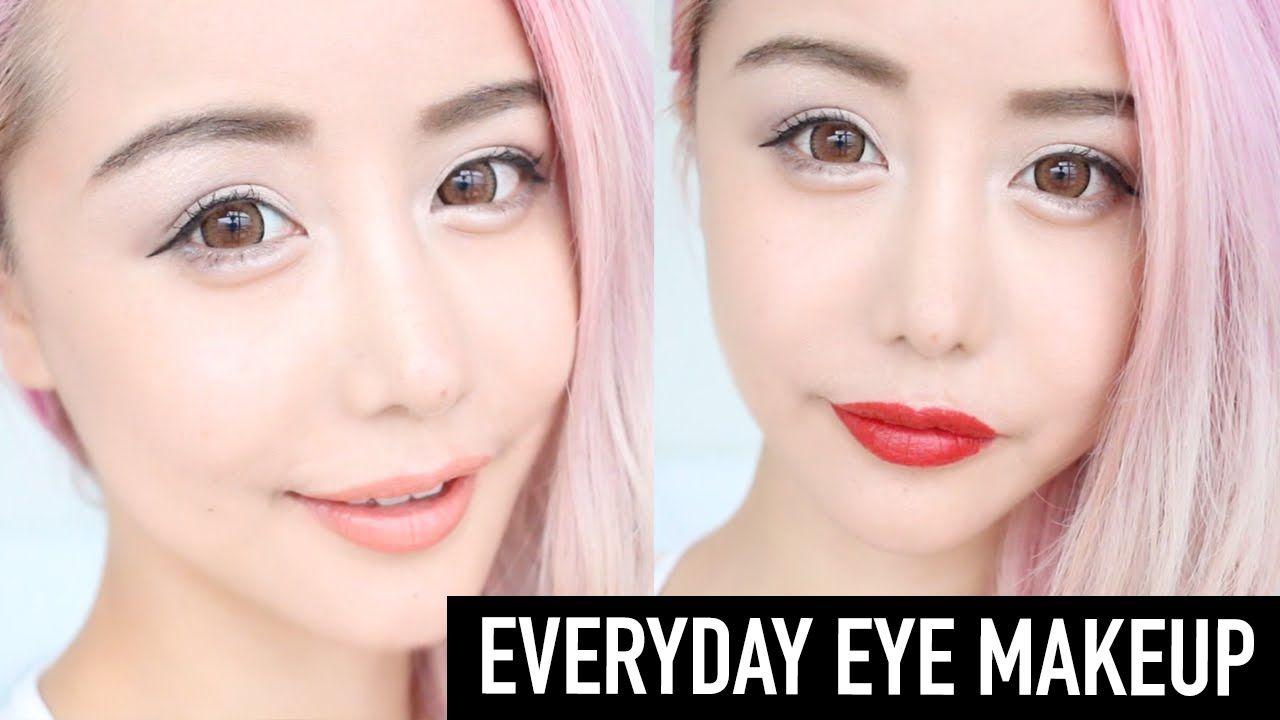Asian Eye Makeup Tutorial Everyday Jidimakeup