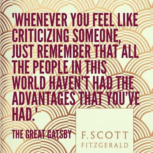 Quotes From The Great Gatsby Endearing I Love The Great Gatsby And This Is One Of My Favorite Quotes From .