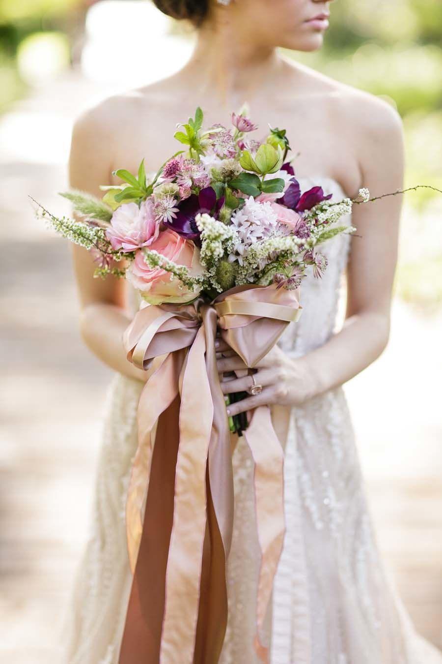 romantic watercolor wedding inspiration shoot wedding rh pinterest com