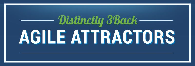 Everyone Engaged: Agile Attractor #8 — Remember our Agile Attractors - those distinctly 3Back Adages which shape our thoughts and actions...
