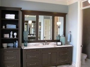 Bathroom Vanity Mirror Cabinet With Fancy Ideas For The Purpose Of Top Rated