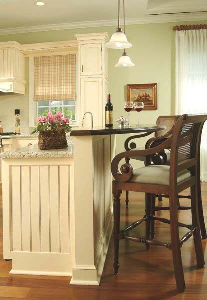 Complimentary countertops patricia 39 s designs half - Kitchen bar counter ideas ...