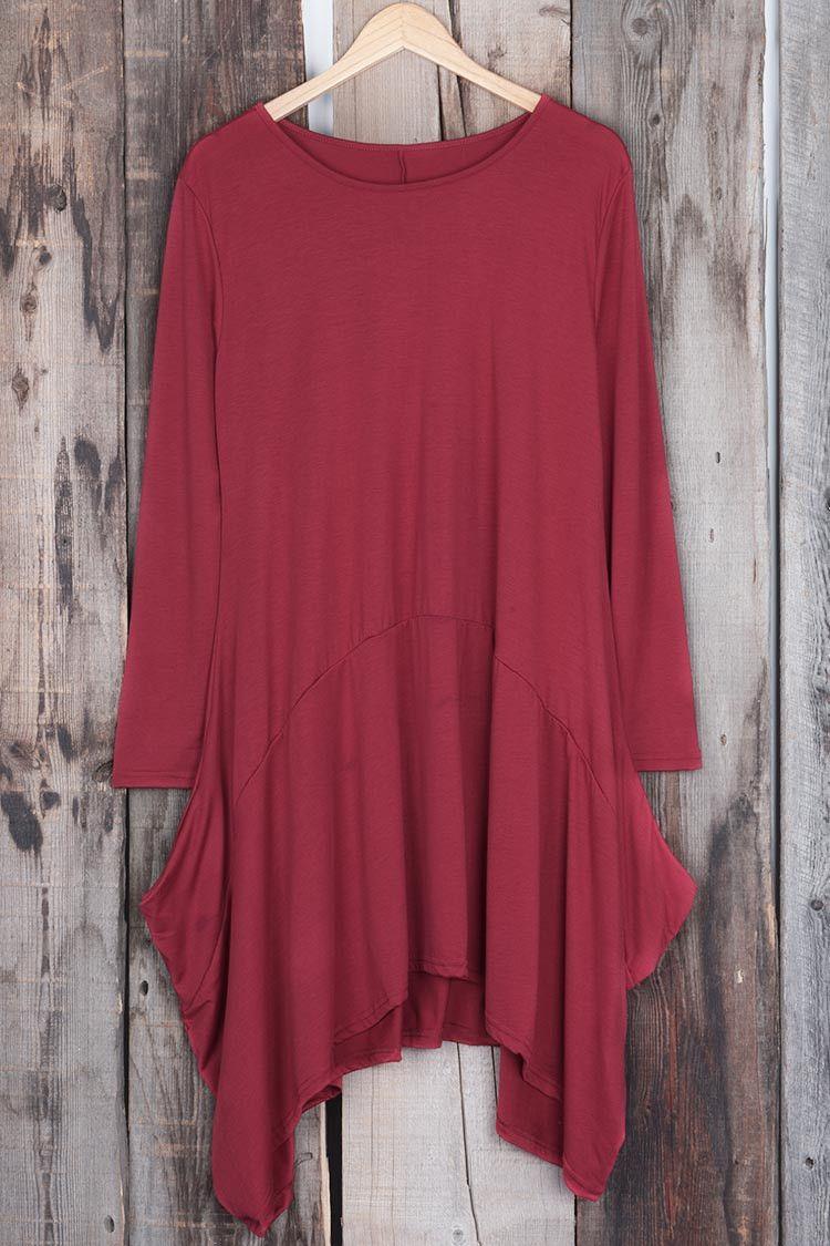 Cupshe As I Like Irregular Dress