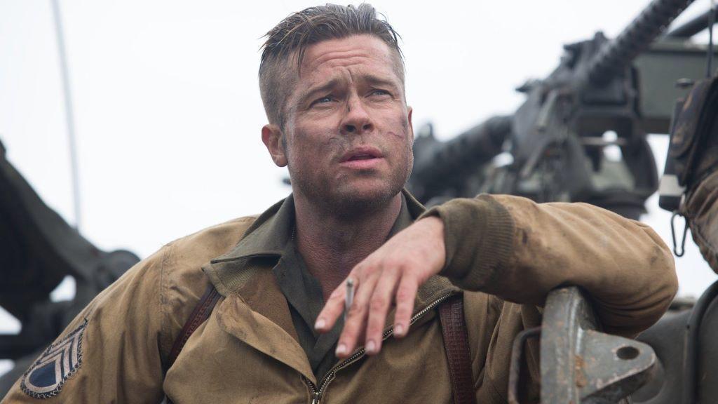 Herrlichen Einzigartige Cable Deadpool Frisur Brad Pitt Brad Pitt Fury Brad Pitt Interview