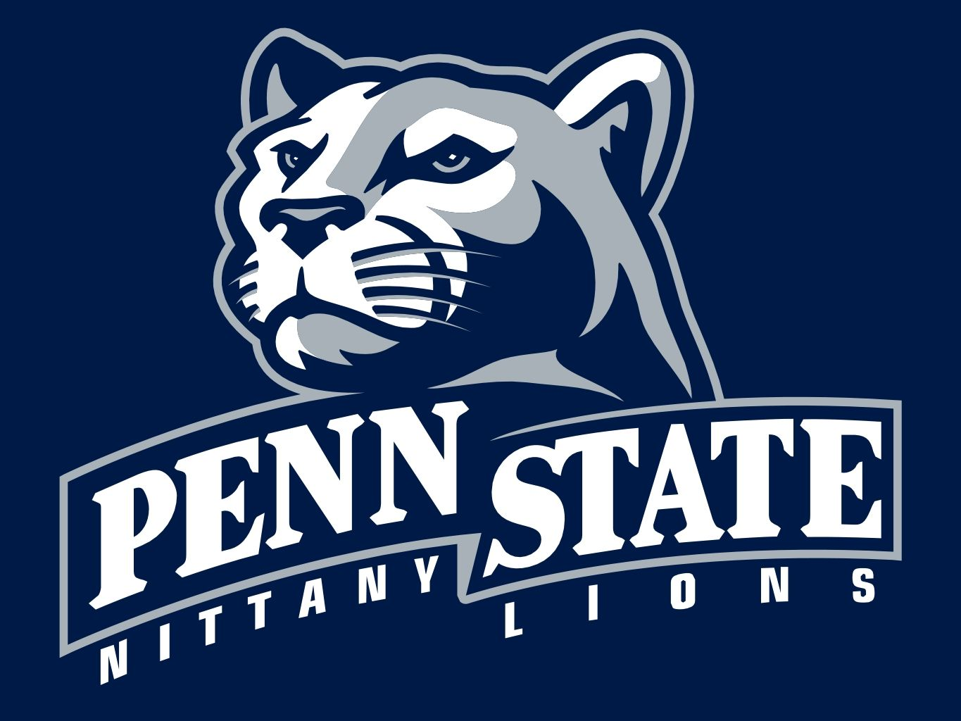 Penn State Might As Well Get Used To Cheering For This School Oldest Daughter Is Plan Penn State Logo Penn State Alumni Penn State Nittany Lions Football