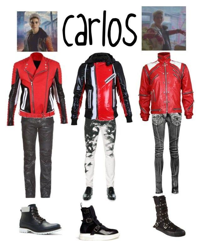 Disney Descendants~Carlos Inspired | Fashion/Polyvore | Descendants