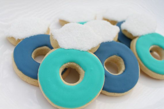 Engagement Ring Decorated Cookie. (Perfect for  Bachelorette Favors!) by FlavorPursuit, $25.25